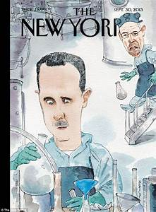 The New Yorker cover shows the moment Breaking Bad villain ...