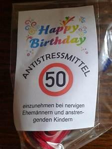 Geschenk Für 50 Geburtstag : tinas wunderwelt lustiges geschenk zum 50 geburtstag ~ Jslefanu.com Haus und Dekorationen