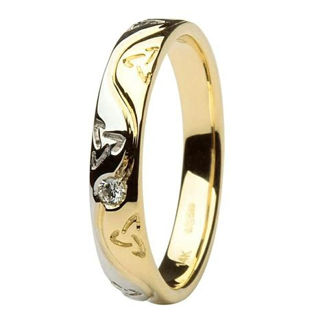 44 best celtic wedding rings images on pinterest celtic
