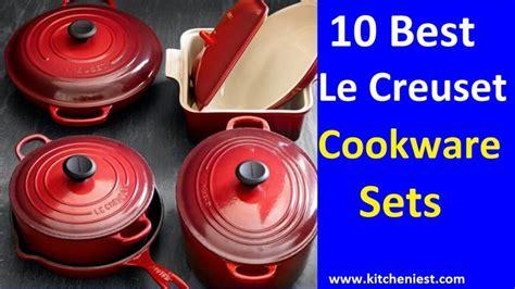creuset cookware sets