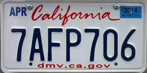 California Licence Plate Search by Ca Dmv Driverlayer Search Engine