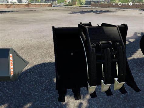 volvo excavator pack   fs  farming simulator