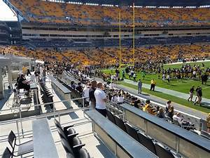 Pittsburgh Steelers Seating Guide