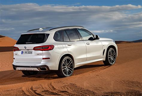 BMW 2019 : 2019 Bmw X5 Revealed; Larger, More Powerful Than Ever