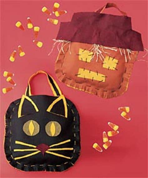 halloween treat bags allfreesewingcom