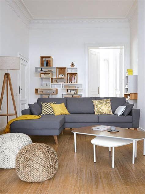 fabriquer un canapé d angle salas de estar estilo escandinavo 39 decoracion de