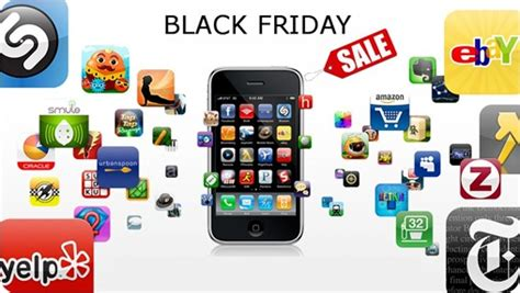 black friday deals 2009 on iphone apps and redmond pie