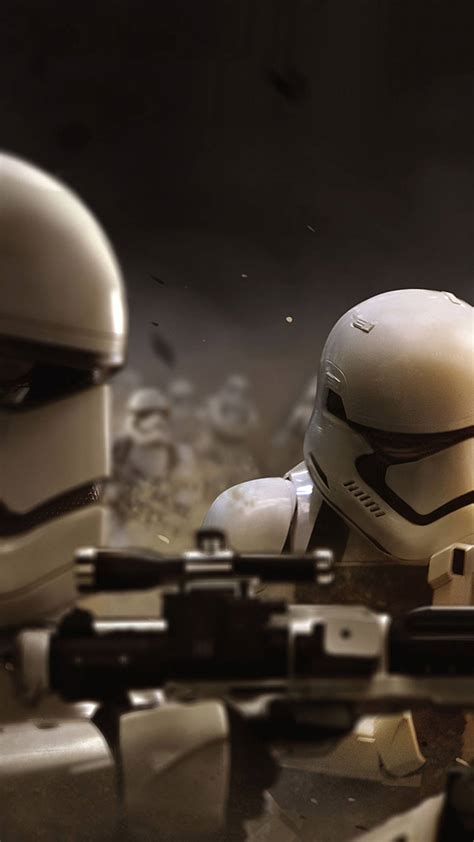 Star Wars: The Force Awakens wallpapers for your iPhone 6s ...