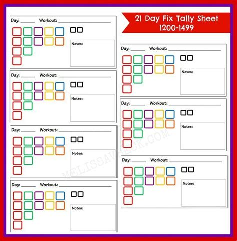 Portion Template by 21 Day Fix Portion Chart 1200 To 1499 Calories