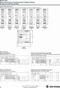 60 Lovely Allen Bradley Guardmaster Safety Relay Wiring