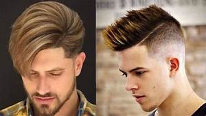 Top 10 New Hairstyles For Men 2017 2018 10 New Trendy