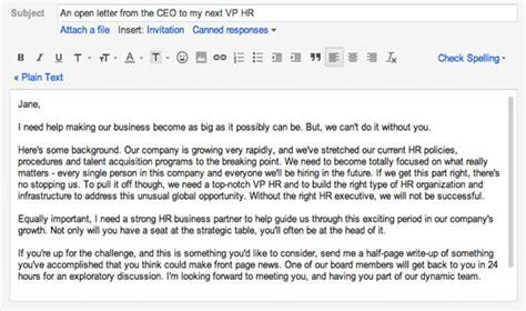 recruiter emails images