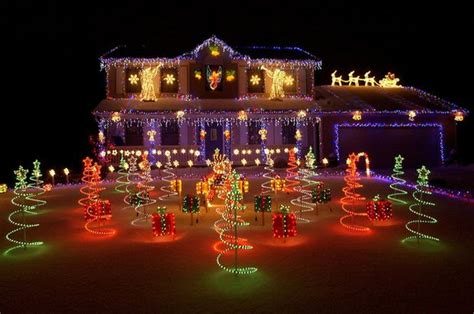 best christmas lights ever who s got the best neighborhood light display in