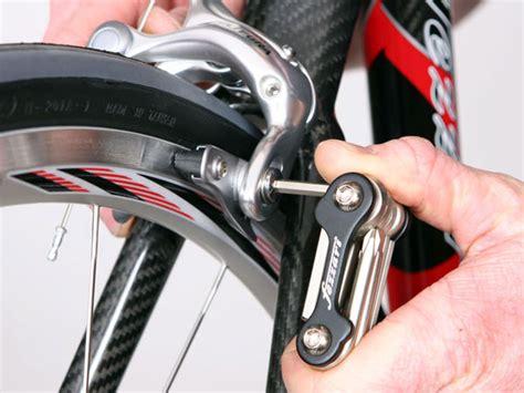 Road Bike Brakes Maintenance