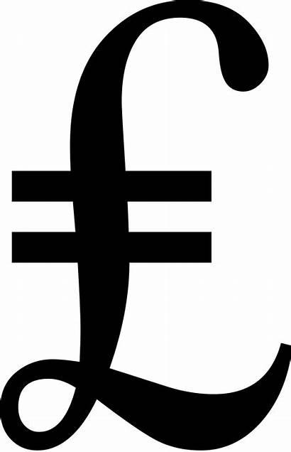 Symbol Lira Svg Commons Wikimedia Pixels