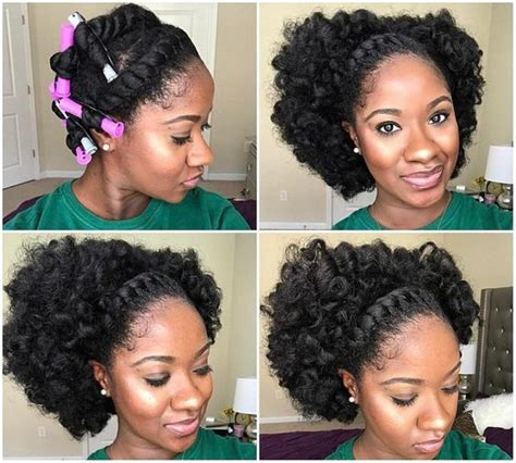 how to curl your hair without heat no heat curls tutorials