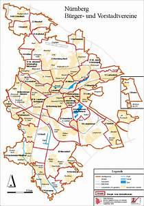 Möbelhäuser Nürnberg Und Umgebung : karte 2 der b rger und vorstadtvereine in n rnberg ~ Markanthonyermac.com Haus und Dekorationen