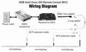 12v Led Transformer Wiring Diagram