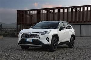 Toyota Rav4 Hybrid 2019 Road Test