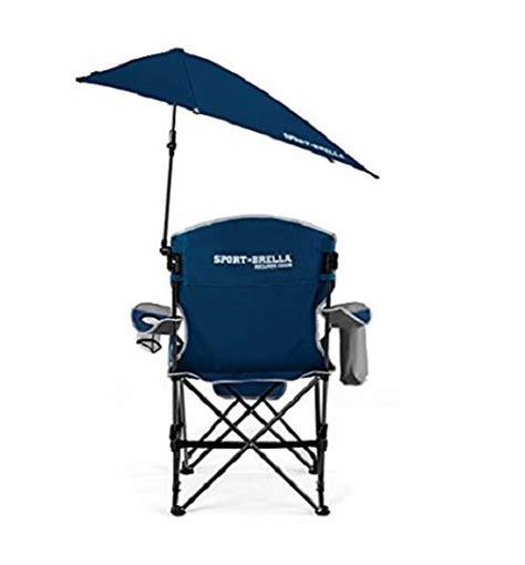 new sport brella recliner chair midnight blue free