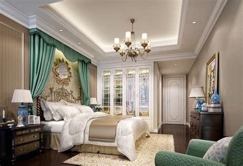 bedroom gypsum ceiling design