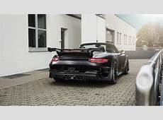 2017 Techart Porsche 911 Turbo GT Street R Cabriolet 2