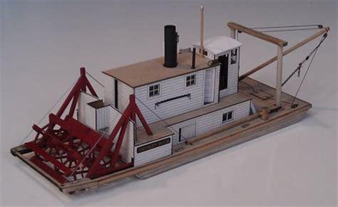 scale  smokey duck steam tug traintroll