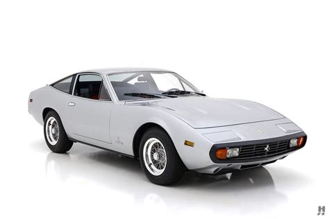 Hailed as the luxury variant of the daytona by many, the 365 gtc/4 provides sensible and purposeful changes over the daytona such as power steering, electric windows, ac, +2 seating in the back and updated rear suspension to name a few. 1972 Ferrari 365 GTC/4 Values   Hagerty Valuation Tool®