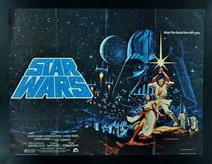 Poster Star Wars : star wars british quad cinemasterpieces original movie ~ Melissatoandfro.com Idées de Décoration