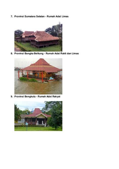 Gambar Rumah Adat Nusa Tenggara Barat