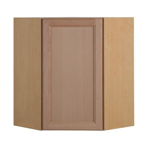 Unfinished Kitchen Cabinet Doors Home Depot by Hton Bay Assembled 23 64 In X 30 In X 23 64 In