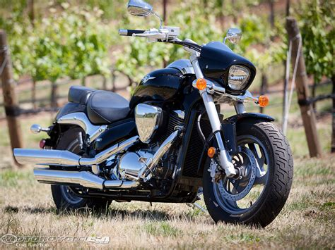 2013 Suzuki Boulevard M50 First Ride