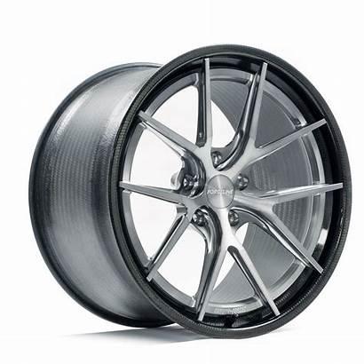 Carbon Fiber Wheels Forged Wheel Series Forgeline