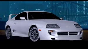 Gta San Andreas 1998 Toyota Supra Turbo  Jza80  Furious 7