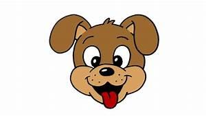 Photo Collection Happy Puppy Cartoon Cute