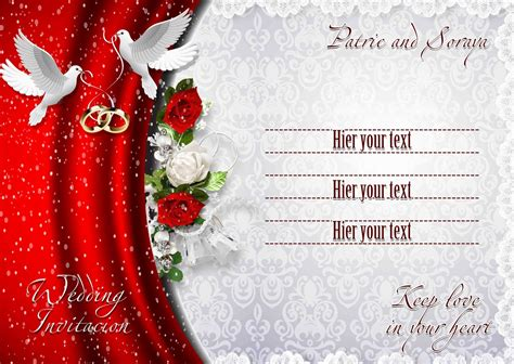 photoshop clipart red wedding pencil   color