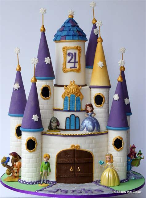sofia   castle cake  jo finlayson jo takes