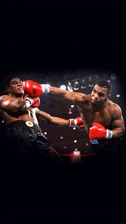 Tyson Mike Boxing Iphone Dark Wallpapers 6s
