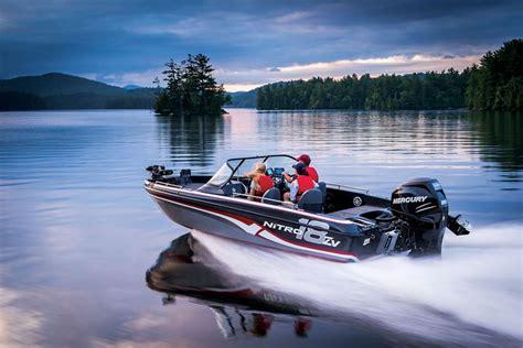 Nitro Boats Minnesota by 2015 Nitro Zv 18 Review Top Speed
