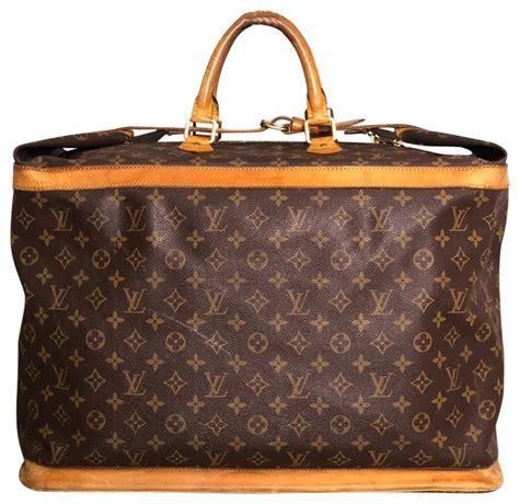 louis vuitton duffle mono cruise  weekendtravel bag tradesy