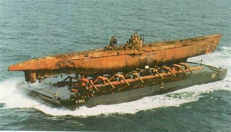 German U Boat Found Great Lakes by Recovery Of U 534 German U Boats Crews