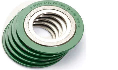Spiral Wound Gaskets And Its Types