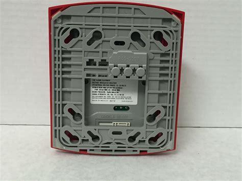 System Sensor P2rhk Firealarmstv Jjinc24u8ol0s Fire