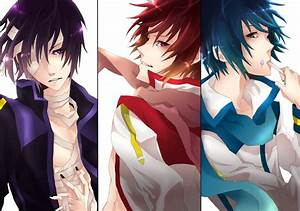 Kaito, Taito, Akaito - vocaloid boys Photo (17591476) - Fanpop