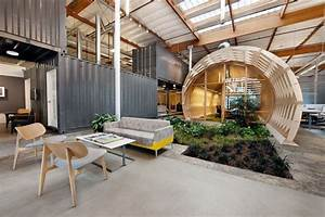 Contemporary Office Space In California Blends Creativity ...