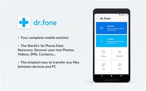 drfone recovery transfer wirelessly backup