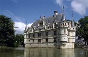 Il Castello Di Azay Le Rideau