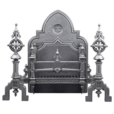 1000 Images About Antique Iron Fireplaces And Fireplates On Cast Georgian Renaissance Fireplace