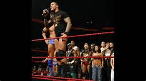 Stephanie McMahon holds an open forum for the Raw ...