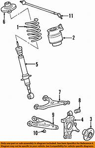 Ford Oem Rear Suspension